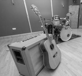 Recording Studio Southampton Hampshire Music Studio